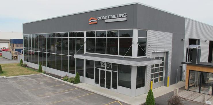 Emplois en construction conteneurs experts s d for Construction en conteneur